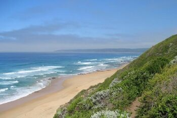 Wilderness beach, Garden Route, Western Cape
