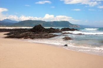 Nature\'s Valley beach, Garden Route, Western Cape