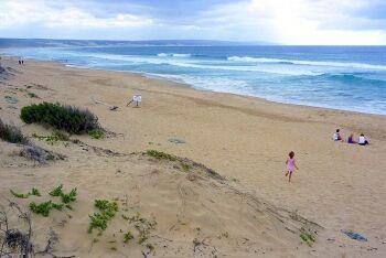 Boggomsbaai beach, Garden Route, Western Cape
